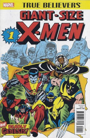 Giant-Size X-Men # 1 Issue (2017)