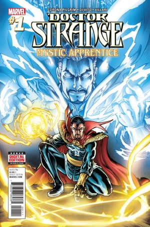 Doctor Strange - Mystic Apprentice édition Issues