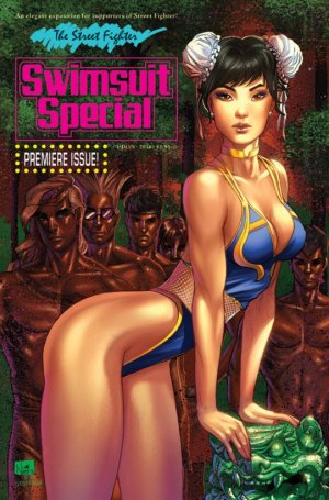 Street Fighter - Swimsuit Special 2016 édition TPB softcover (souple)