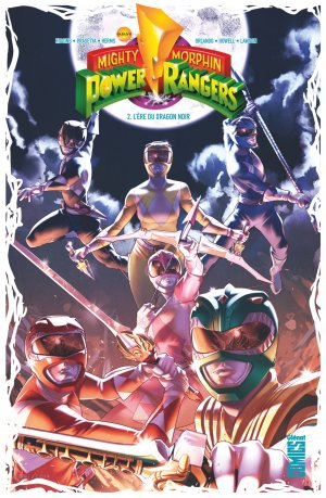 Mighty Morphin Power Rangers T.2