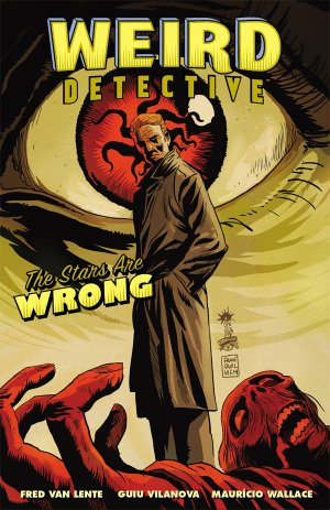 Weird Detective édition TPB softcover (souple)
