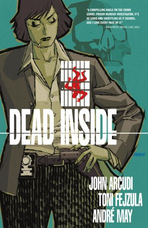Dead Inside édition TPB softcover (souple)