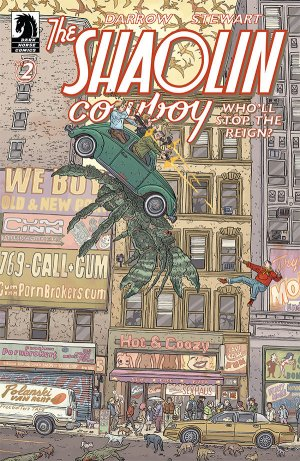 Shaolin Cowboy - Who'll Stop The Reign? # 2 Issues (2017)