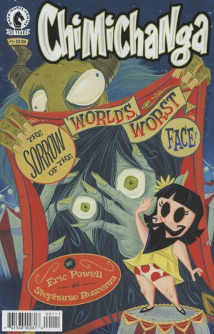 Chimichanga - The Sorrow of the World's Worst Face! édition Issues