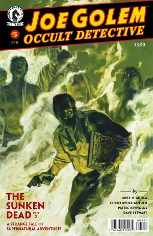 Joe Golem - Occult Detective 5