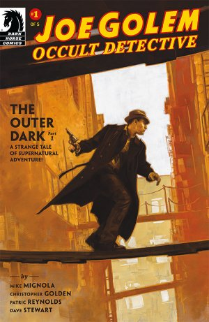 Joe Golem: Occult Detective - The Outer Dark édition Issues (2017)