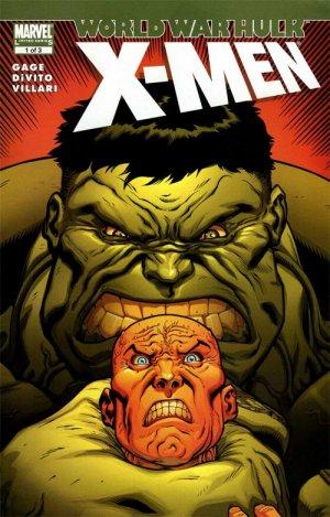 World War Hulk - X-Men édition Issues