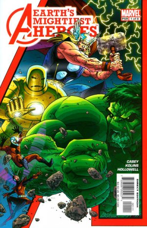 Avengers - Earth's Mightiest Heroes édition Issues (2005)