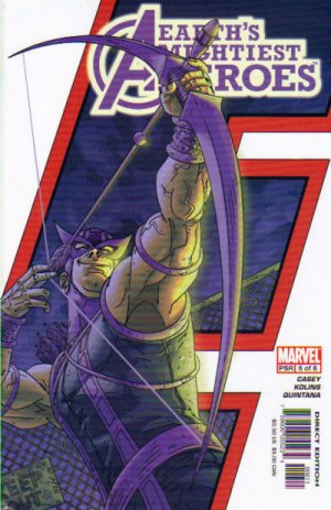 Avengers - Earth's Mightiest Heroes # 6 Issues (2005)