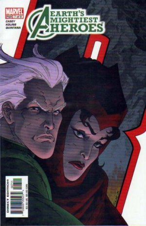 Avengers - Earth's Mightiest Heroes # 7 Issues (2005)
