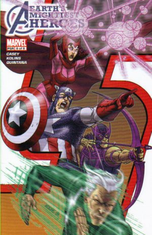 Avengers - Earth's Mightiest Heroes # 8 Issues (2005)