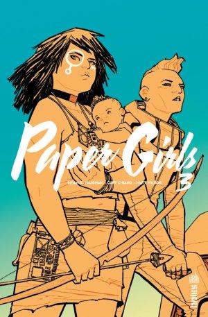 Paper Girls # 3