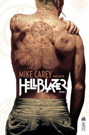 Mike Carey Présente Hellblazer édition TPB hardcover (cartonnée)