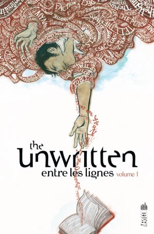 The Unwritten, Entre les Lignes édition TPB hardcover (cartonnée)