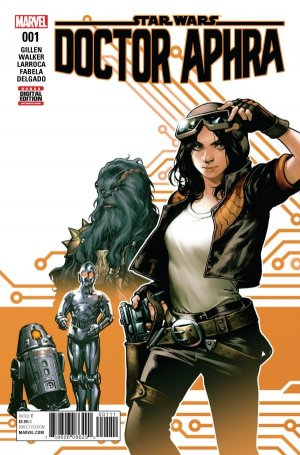 Star Wars - Docteur Aphra # 1 Issues (2016 - Ongoing)