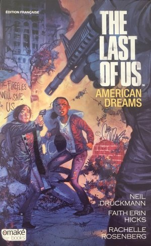 The Last of Us - American Dreams édition TPB softcover (souple)