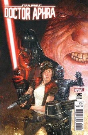 Star Wars - Docteur Aphra # 2 Issues (2016 - Ongoing)