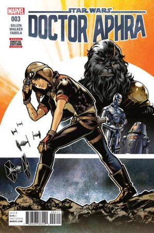 Star Wars - Docteur Aphra # 3 Issues (2016 - Ongoing)