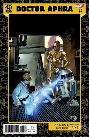 Star Wars - Docteur Aphra # 4 Issues (2016 - Ongoing)