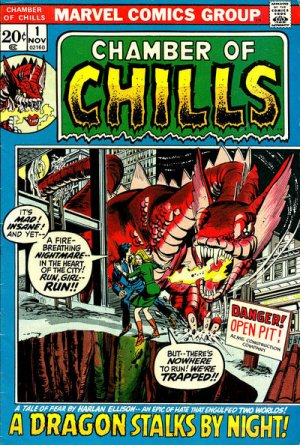 Chamber of Chills édition Issues (1972 - 1976)