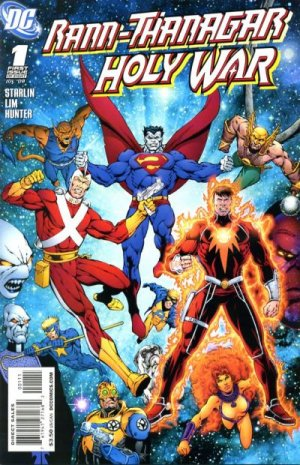 Rann-Thanagar Holy War édition Issues (2008 - 2009)