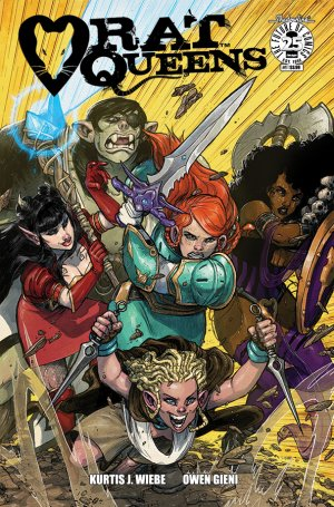 Rat Queens édition Issues V2 (2017 - Ongoing)