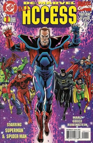 DC/Marvel - All Access édition Issues (1996 - 1997)