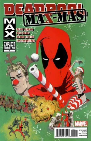 Deadpool MAX X-Mas Special édition Issue (2012)