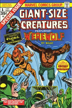 Giant-Size Creatures édition Issue (1974)