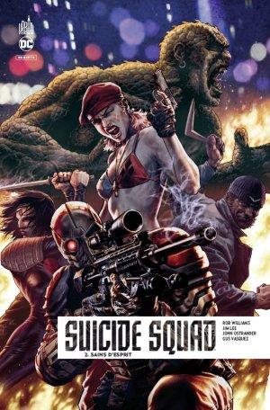 Suicide Squad # 2 TPB Hardcover (cartonnée)