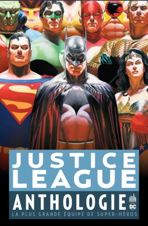 Justice League # 1 TPB hardcover (cartonnée)