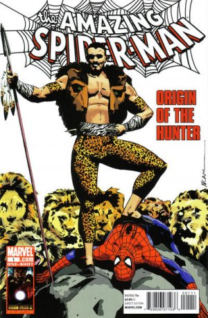 Spider-Man - Origin of the Hunter édition Issue (2010)