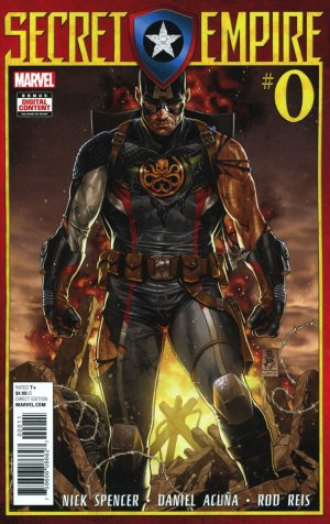 Secret Empire # 0 Issues (2016 - 2017)