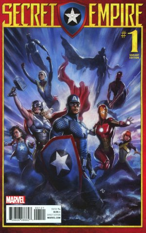 Secret Empire # 1 Issues (2016 - 2017)
