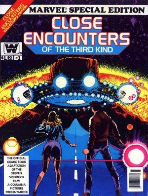 Rencontres du troisième type édition Issues (1978)