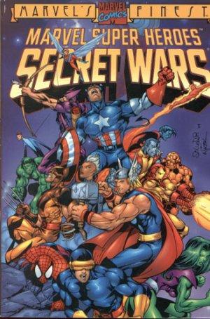 Les Guerres Secrètes # 1 TPB softcover (souple)