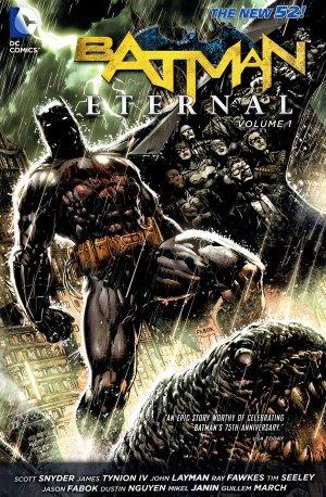 Batman Eternal édition TPB softcover (souple)