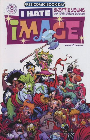 Free Comic Book Day 2017 - I Hate Image édition Issue (2017)