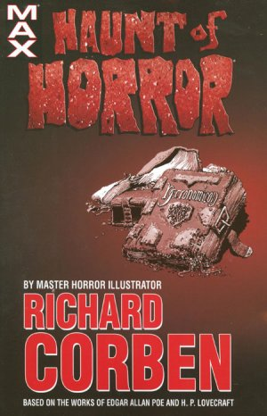 Haunt of Horror édition TPB softcover (souple)