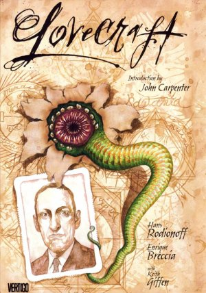 Lovecraft édition TPB softcover (souple)