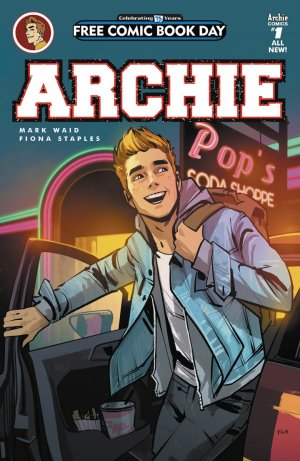 Free Comic Book Day 2016 - Archie édition Issues