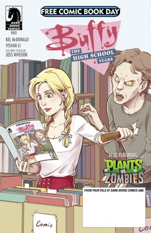 Free Comic Book Day 2017 - Buffy - The High School Years édition Issue (2017)