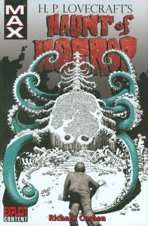 Haunt of Horror - Lovecraft édition TPB hardcover (cartonnée)