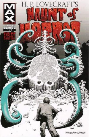 Haunt of Horror - Lovecraft édition Issues (2008)
