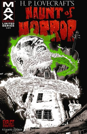 Haunt of Horror - Lovecraft # 2 Issues (2008)