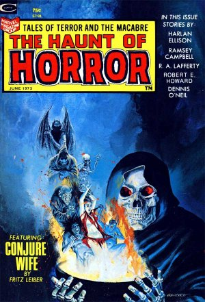 The Haunt of Horror édition Issues (1973)