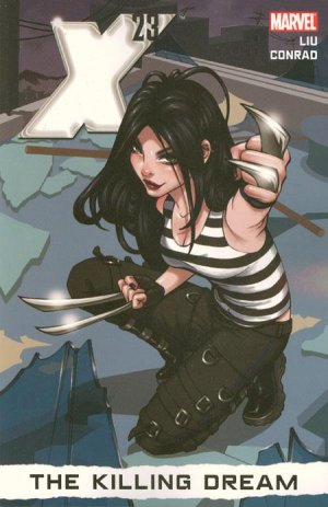X-23 édition TPB Hardcover - Issues V2