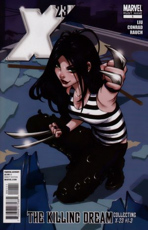 X-23 - The Killing Dream édition Issue (2011)