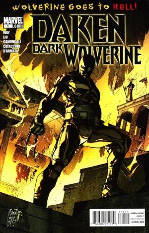Daken - Dark Wolverine édition Issues (2010 - 2012)