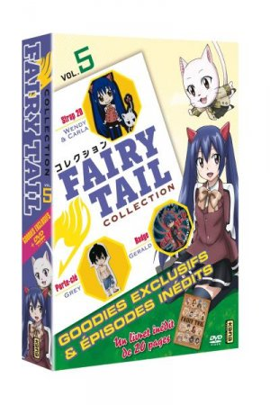 Fairy Tail Collection 5 Simple